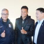 Fredy Guarín ya es jugador del Shanghai Shenhua de China