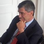 Gobernador del Cauca se reunió con el ministro del posconflicto