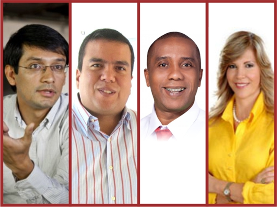 Gobernadores del Pacífico Colombiano 2016