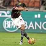 Carlos Bacca marcó un golazo de rabona con el Milan en Italia