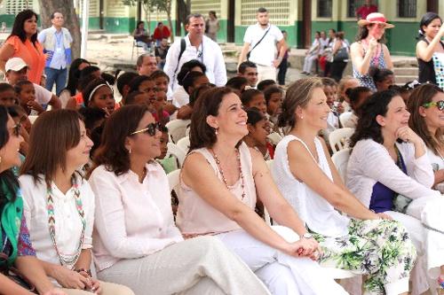 Hay Festivalito Comunitario 2016 en Cartagena - Fundación Plan