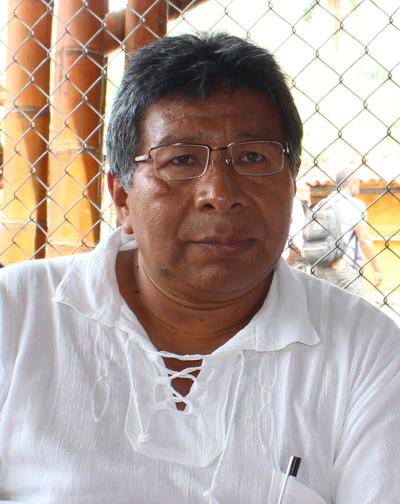 Alcalde de Toribío, Alcibiades Escue Musicue