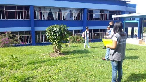 Auditoría ambiental a obras de Movilidad Futura S.A.S. en Popayán