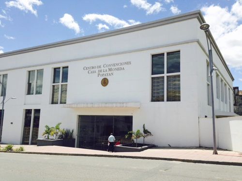 Centro de Convenciones Casa de la Moneda de Popayán