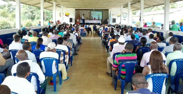 Construyen Plan de Desarrollo Departamental en Guapi, Cauca1