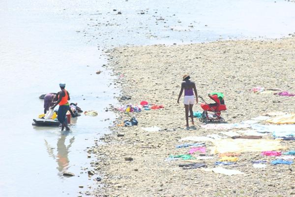 El río Palo muere al ritmo de la minería y la contaminación