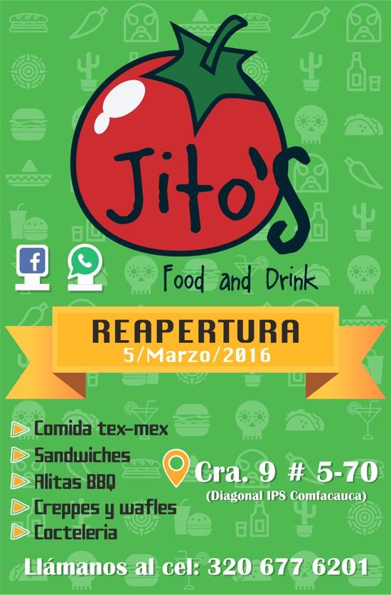 Jito's Food and Drink - Santander de Quilichao