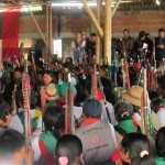 Pueblos indígenas no aceptan sitios de concentración en sus territorios