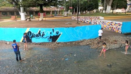 Río Quilichao - Parque Bolívar