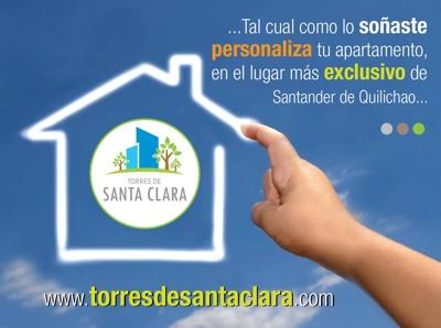 Torres de Santa Clara - Santander de Quilichao