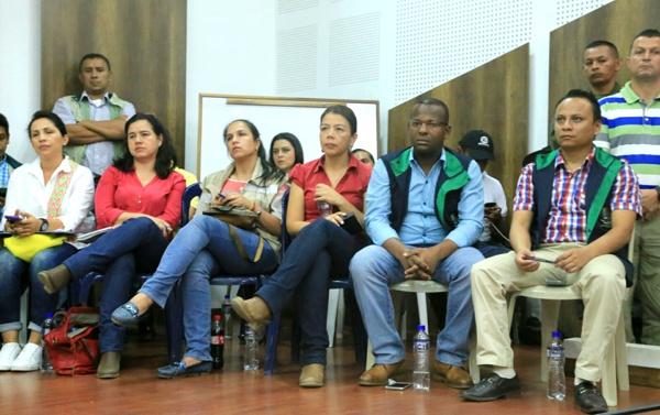 Establecen acciones para frenar minería ilegal en Mercaderes, Cauca