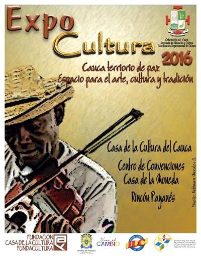 Expo Cultura 2016 - Cauca
