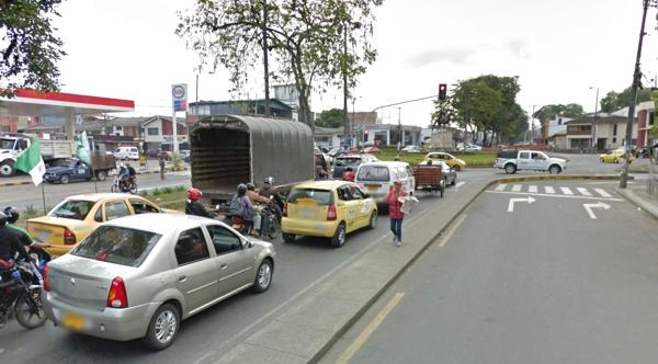 Impuesto de vehículos en el Cauca - Popayán