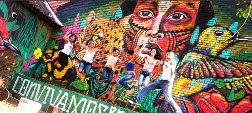 Murales Univalle - Norte del Cauca