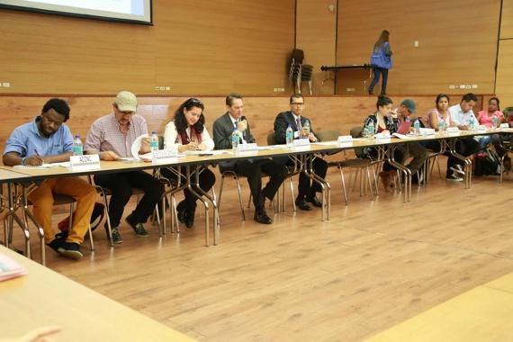 ONU presentó en el Cauca informe de derechos humanos en Colombia1