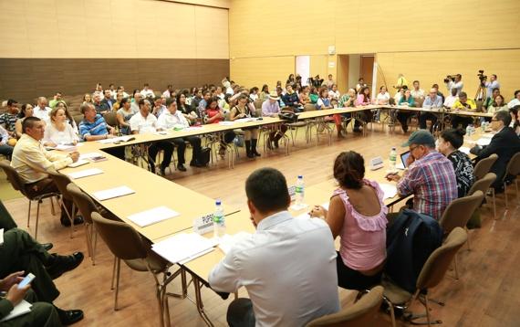 ONU presentó en el Cauca informe de derechos humanos en Colombia2