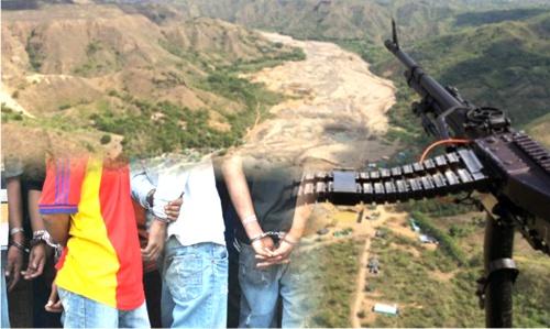 A la cárcel los responsables de hacer desaparecer el río Sambingo en el Cauca