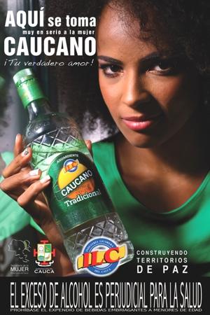 Aguardiente Caucano - Industria Licorera del Cauca1
