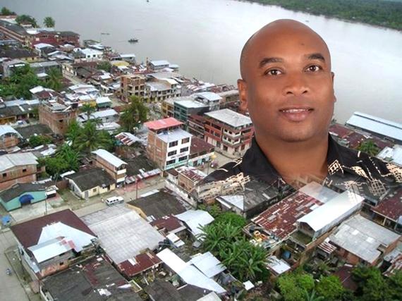 Alcalde de Timbiquí, Cauca, Tito Ever Ramírez Gómez