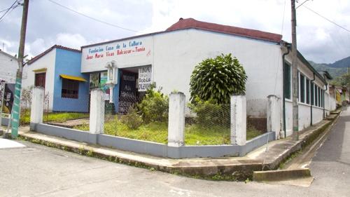 Casa de la Cultura de Tunía, Piendamó - Cauca1