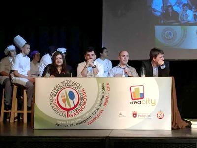 Caucana ganó concurso gastronómico de fritos en España
