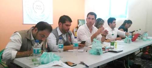 El Viceministro de Desarrollo Rural visitó el Cauca y se reunió con líderes de la ANUC