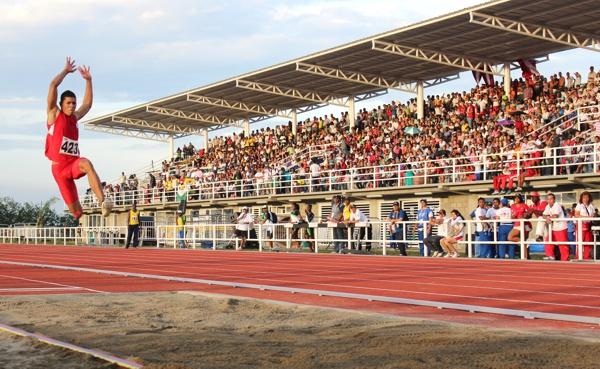 Estadio de atletismo de Santander de Quilichao