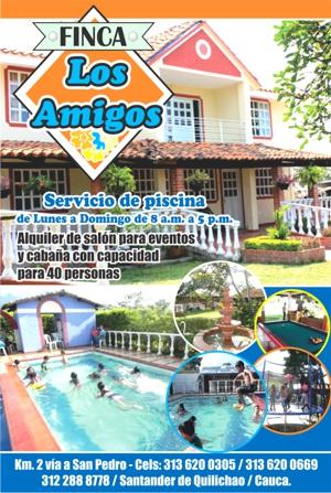 Finca Los Amigos - Santander de Quilichao
