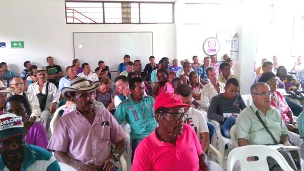 Gobernación del Cauca capacita a la comunidad para la elección de Juntas de Acción Comunal