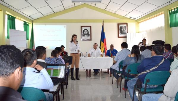 Mesas interétnicas fortalecen Plan de Desarrollo Departamental - Ximena Velasco