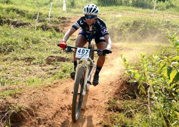 Natalia Rojas Figueroa - ciclista quilichagüeña