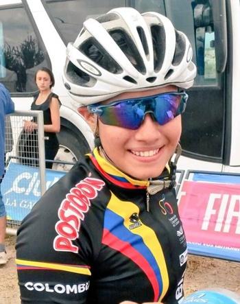 Natalia Rojas Figueroa, de Santander de Quilichao, es Tricampeona Panamericana