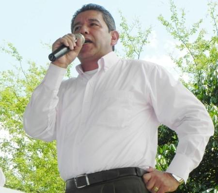 Rubén Darío Devia Morán - exalcalde de Suárez, Cauca