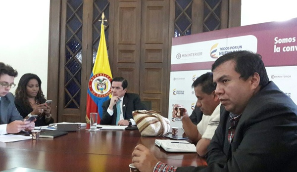 Óscar Campo - Articulan canales de comunicación frente a movilización campesina en el Cauca