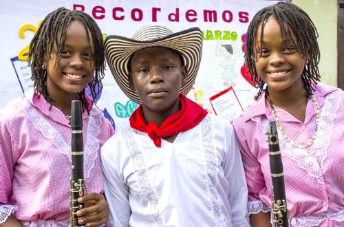 Afrocolombianidad - Comfacauca - Puerto Tejada