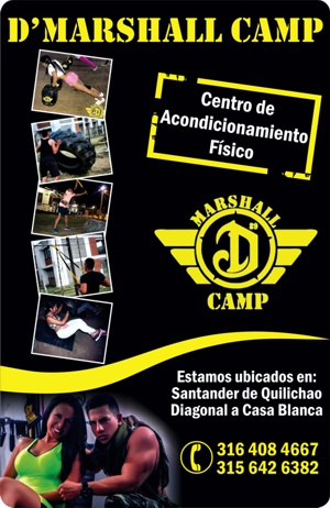D'Marshall Camp - Santander de Quilichao1