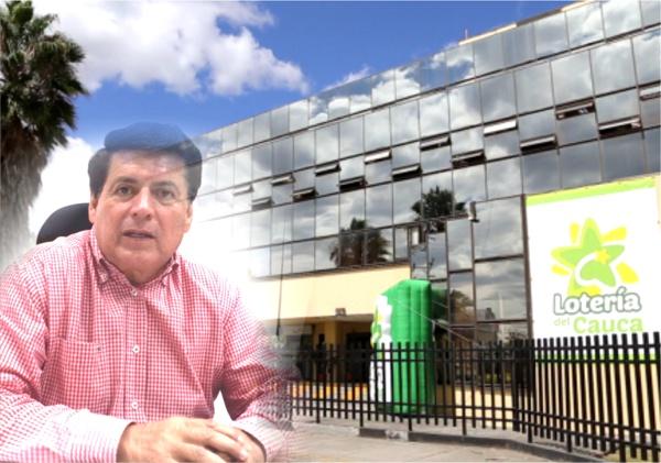 Miguel Eduardo Muñoz Guevara - Gerente Lotería del Cauca