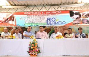 Socializan proyecto del Acueducto Regional del Río Bermejo en el sur del Cauca