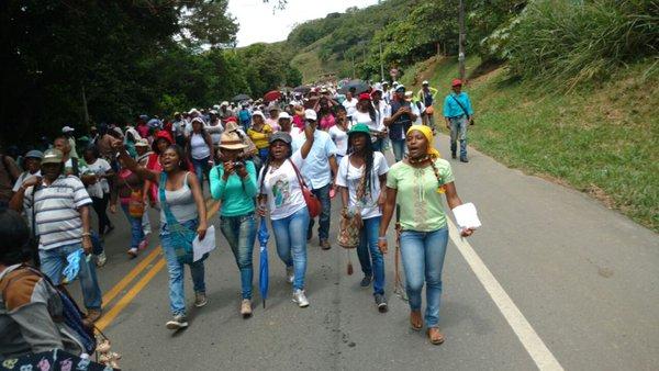C.C. Yarumito y ACONC denuncian violación de derechos territoriales
