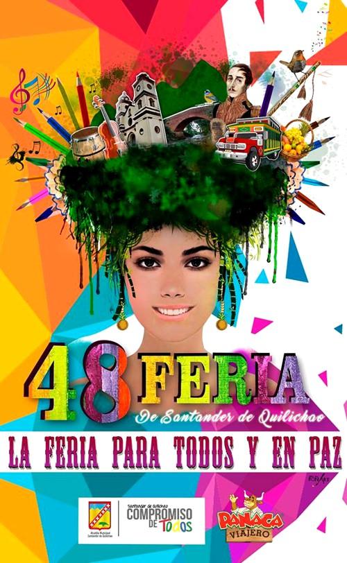 48 Feria de Santander de Quilichao - 2016