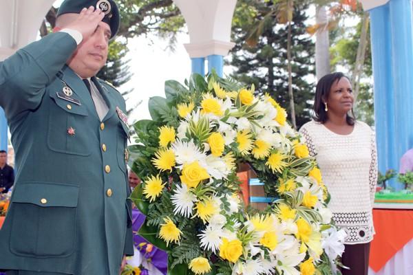 Caloto le dijo 'Sí a la Paz' en su cumpleaños - María Liliana Ararat, alcaldesa