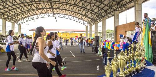 Los III Juegos Deportivos Zona Franca del Cauca llegaron a su fin3
