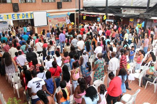 Más Familias Fuertes en Amor y Límites en Santander de Quilichao - I.E. Francisco José de Caldas