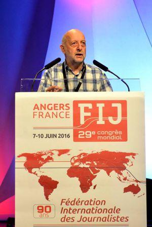 Philippe Leruth nuevo presidente de la FIP