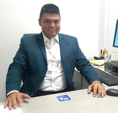 Samuel Londoño Ortega, nuevo gerente del Fondo Nacional del Ahorro en Popayán