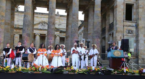 Sonidos del Cauca dieron bienvenida a los acuerdos de paz 1