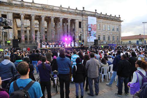 Sonidos del Cauca dieron bienvenida a los acuerdos de paz 8