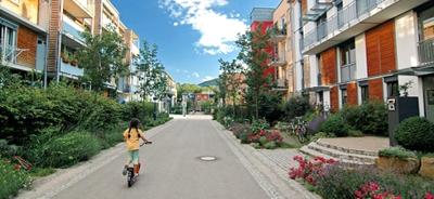 Vauban, la ciudad modelo en el mundo