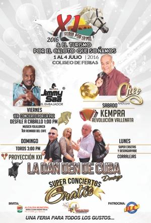 XI Feria por la Paz y el Turismo en Caloto, Cauca1