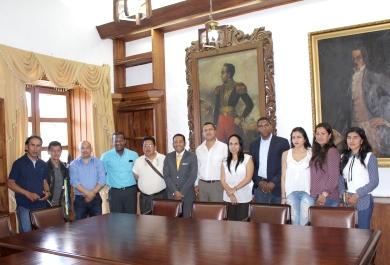 Administración Municipal de Silvia y Unicauca trabajan por la educación superior local
